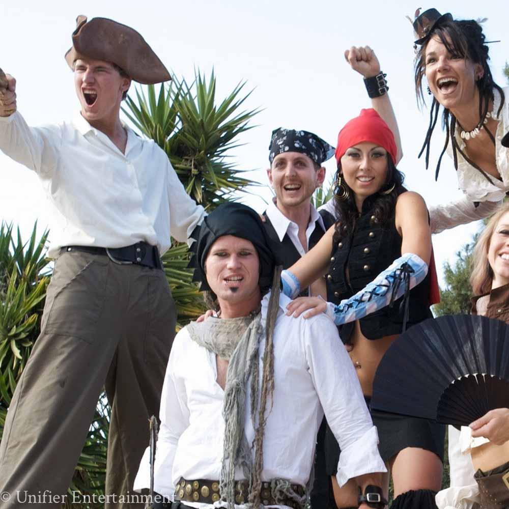 Pirate Actors