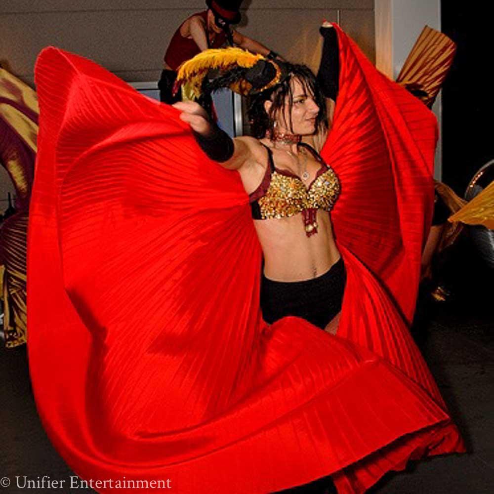 Red Gossamer Wings