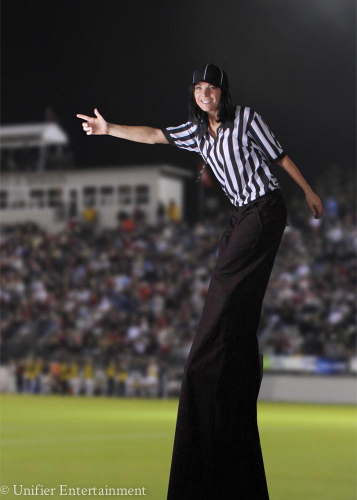 Referee Entertainment