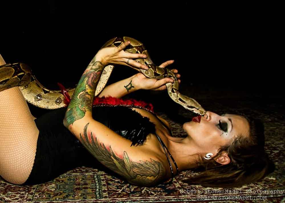 Snake Charmer Los Angeles