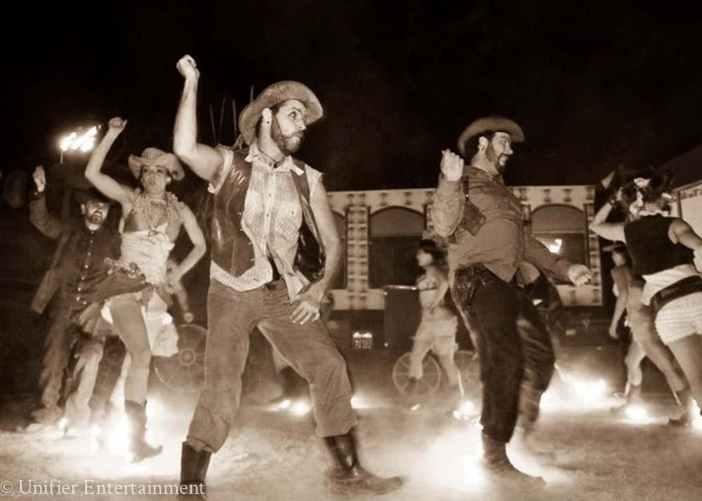 Western Dancing