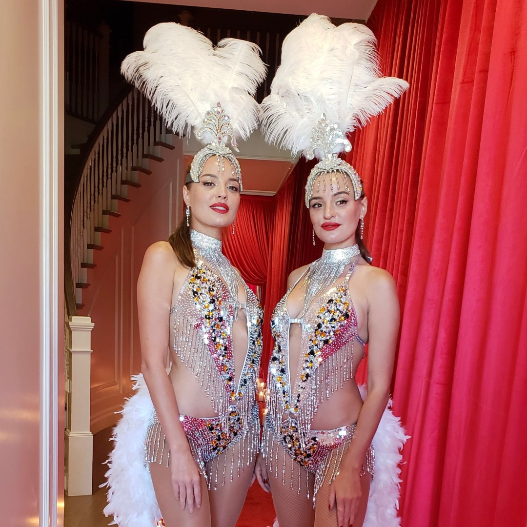 Show Girl Costumes
