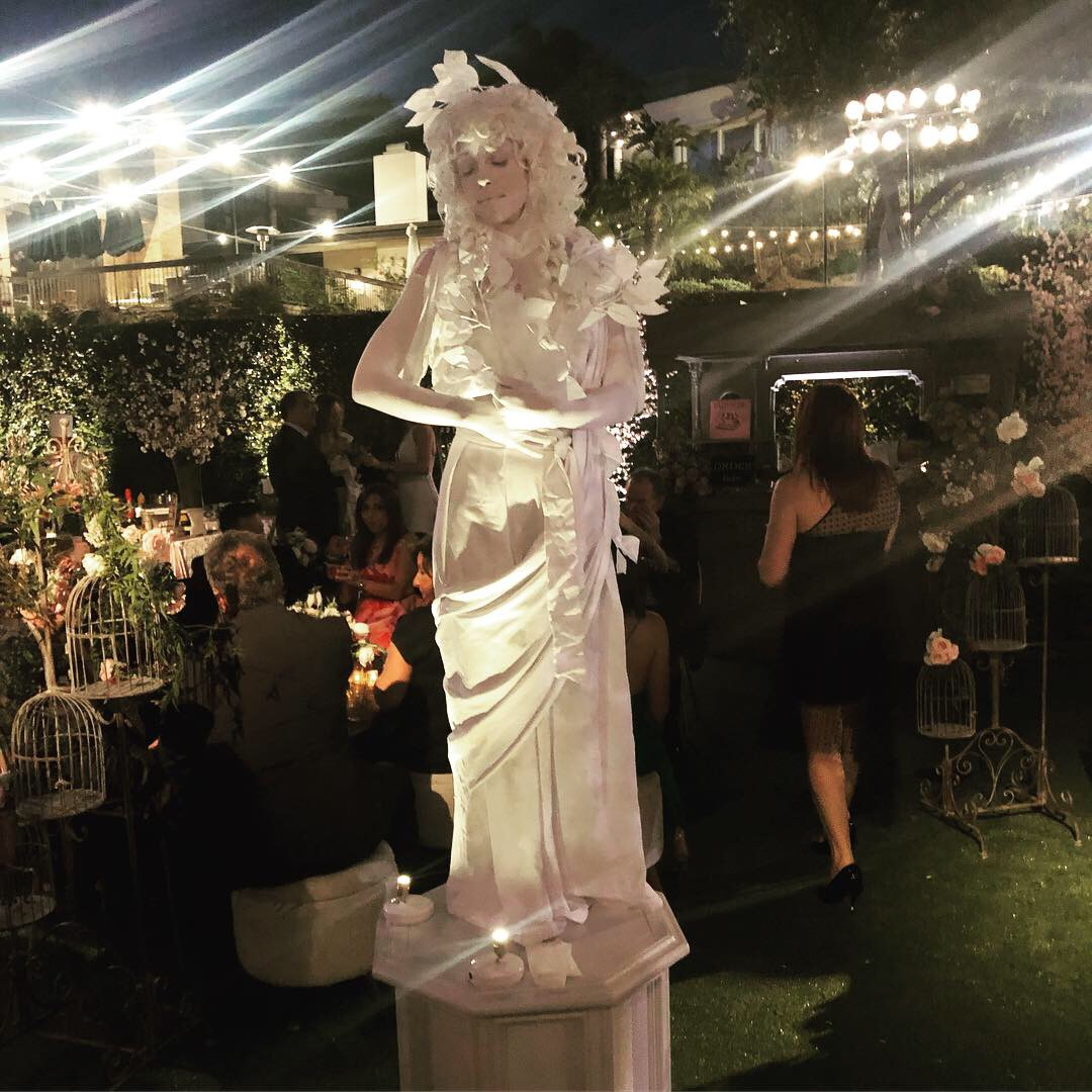 Living Statue Los Angeles