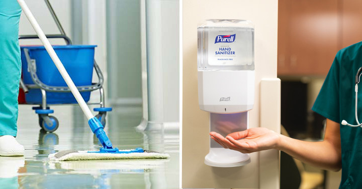 Healthcare Facility Services Program for Infection Control