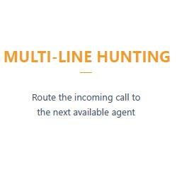 Multi-Line Hunting
