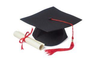 31379452 - graduation cap and diploma