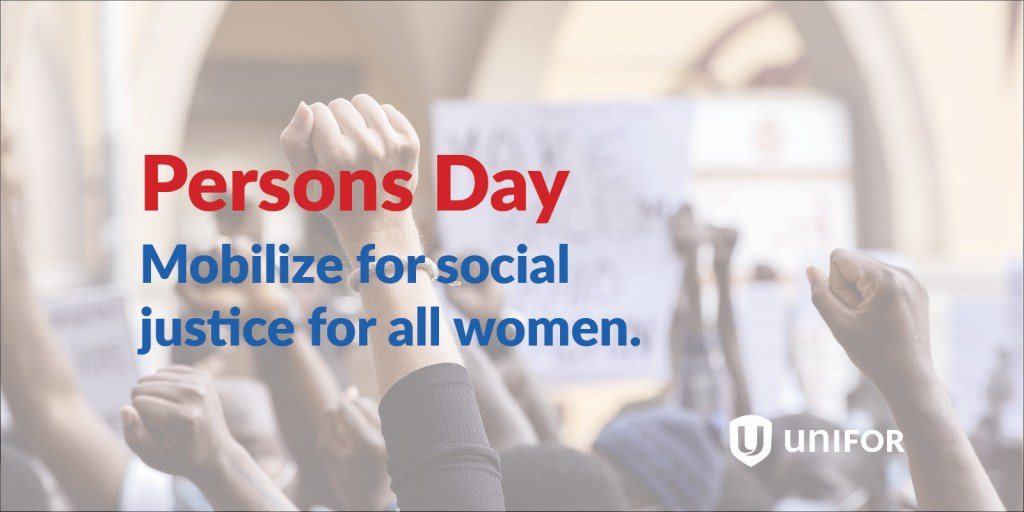 Unifor persons day