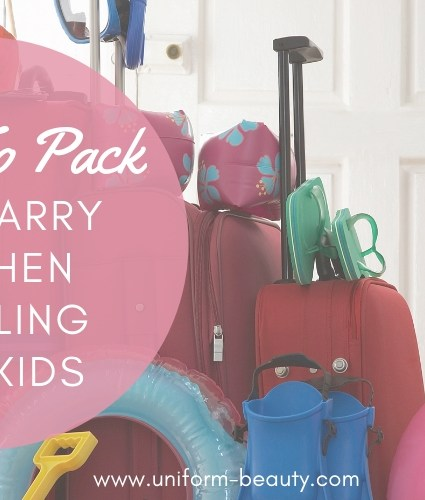 What To Pack In a Carry-On When Traveling With Kids