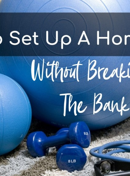 How To Set Up a Home Gym Without Breaking The Bank