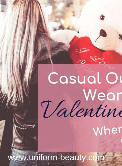 Casual Outfits To Wear On Valentine's Day