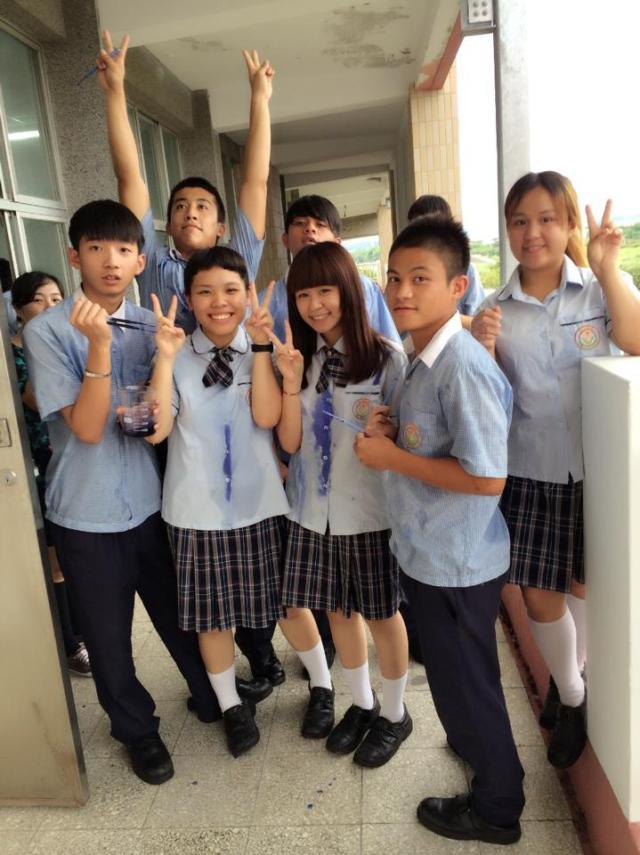 立仁高中 (新版 民國99年入學起)