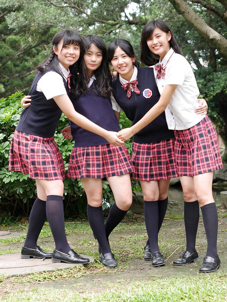 全台各類型制服討論(3) -- 格子裙/蘇格蘭裙 Part1 (高中職篇)
