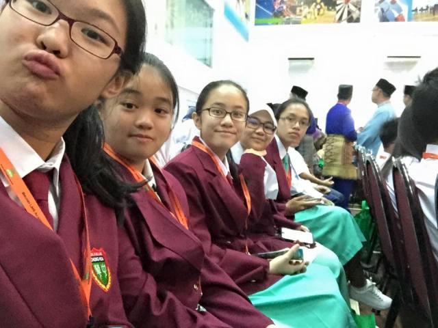 馬來奕中華中學10