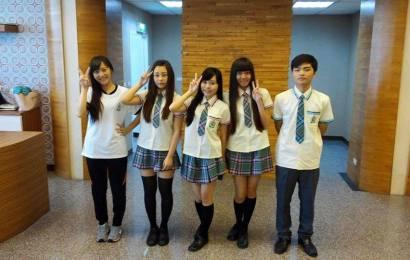 台灣中部各縣市高中職制服總結&最好看的15款制服 (不包含附設國中部)
