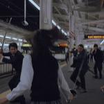 月台上的女高中生是劍術高手