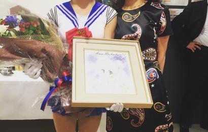 16 歲俄羅斯美少女溜冰選手 cos 的水手月亮讓全日本都瘋狂