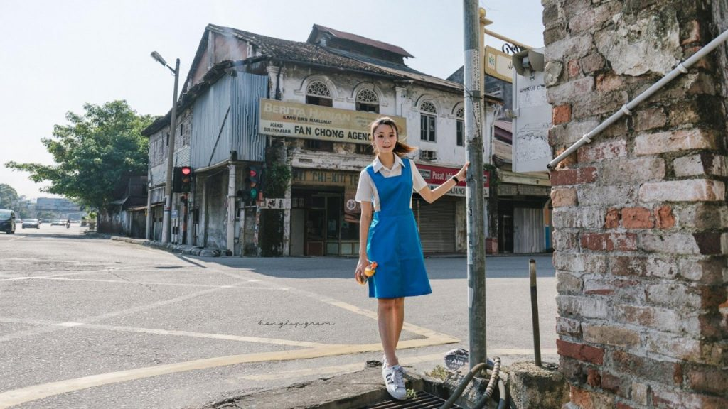 馬來西亞中學制服外拍 Jowyn Chow 攝影: Goh Hong Lip | 網誌 | Uniform Map 制服地圖