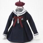 日本推出可愛的水手服水壺包