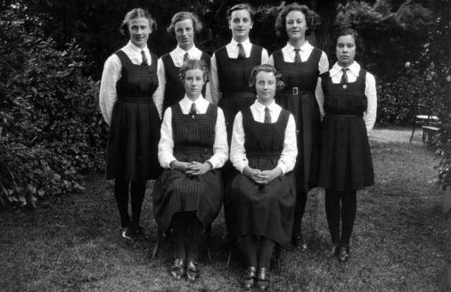 1920s uniform St Michaei's Grammer School Sydney