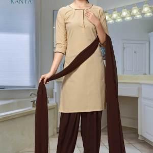 Beige-and-Coffee-Kanya-Salwar-Kameez-for-Women-Housekeeping-Uniforms-1521