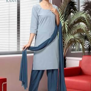 Grey-and-Dark-Grey-Kanya-Salwar-Kameez-for-Security-Uniforms-1519