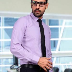 Lavender-Micro-Stripes-Formal-Uniform-Readymade-Shirt-for-Corporate-Look-MS-93002