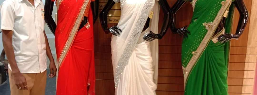 Manikanandan-Male-Saree-Drapist-From-Chennai