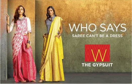 Modern-Style-Of-Draping-Traditional-Indian-Sarees
