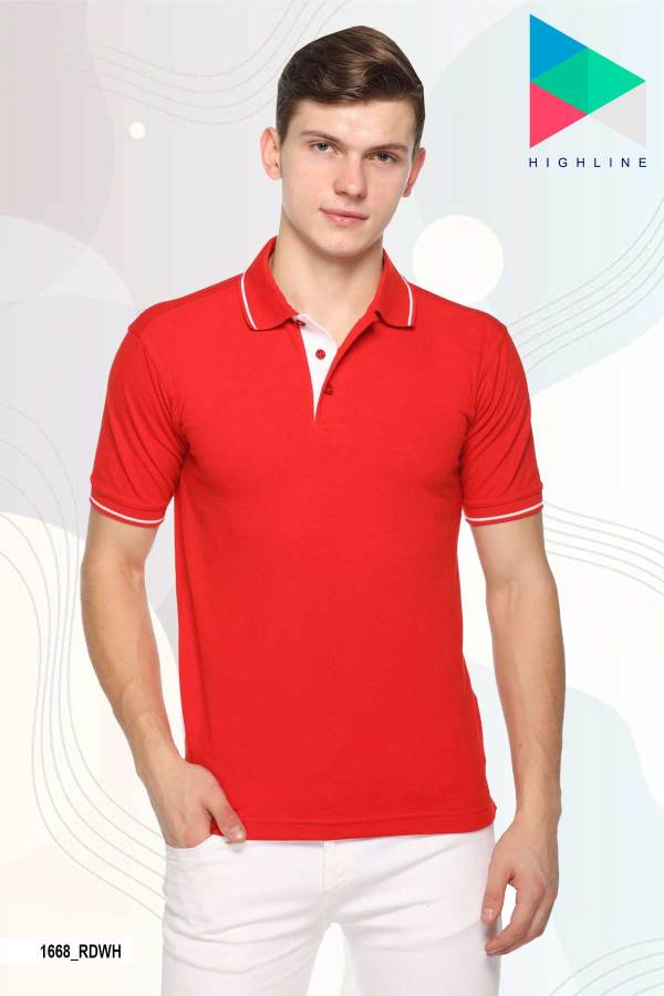 Red-White-Pure-Cotton-Sports-Event-Polo-T-Shirt-1668_RDWH