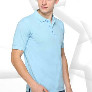 Sky-Blue-Cotton-Polo-T-Shirt-For-Office-Staff-1617_SKBU