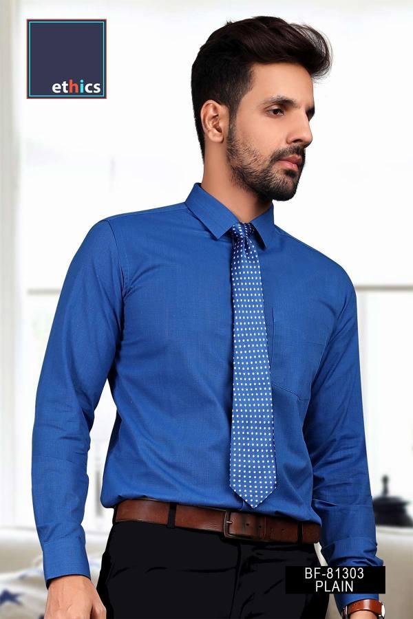 Solid-Blue-Mens-Formal-Uniform-Shirt-for-Corporate-Uniforms-BF-81303