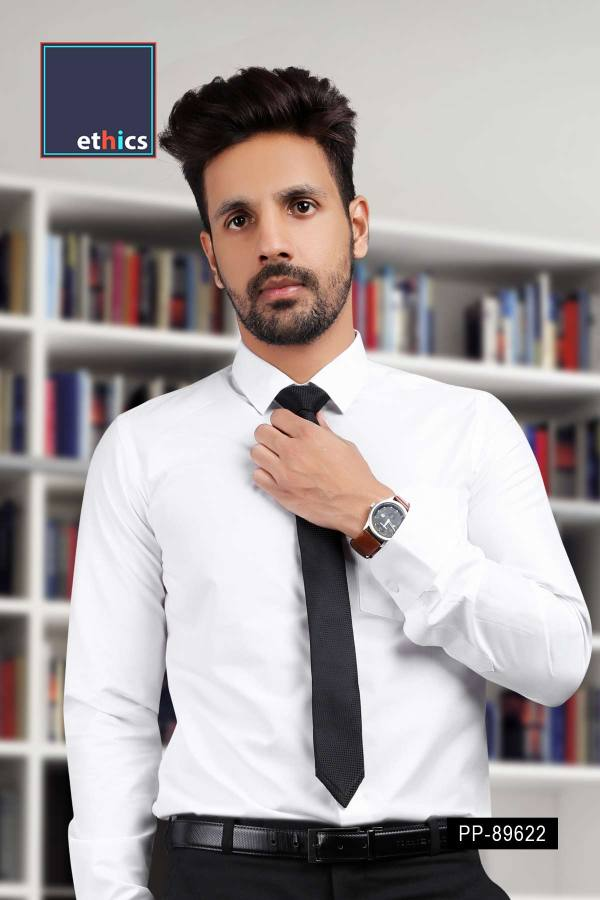 White-Men's-Formal-Readymade-Uniform-Shirt-PP-89622