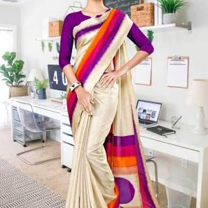 beige-wine-gala-border-premium-polycotton-cotfeel-saree-for-jewellery-showroom-uniform-sarees-1076-21