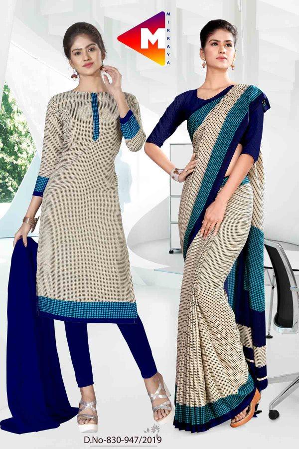 black-and-grrey-mirraya-silk-school-uniform-saree-salwar-combo-830-947