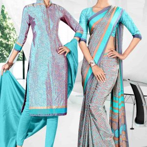 blue-and-grey-icrepe-silk-institute-uniform-saree-salwar-combo-823-945
