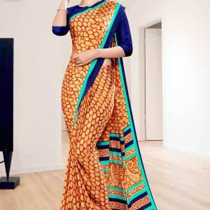 brown-blue-premium-italian-silk-crepe-saree-for-factory-uniform-sarees-1035-21