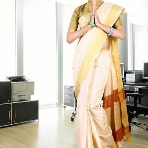 cream-golden-uniform-saree-260