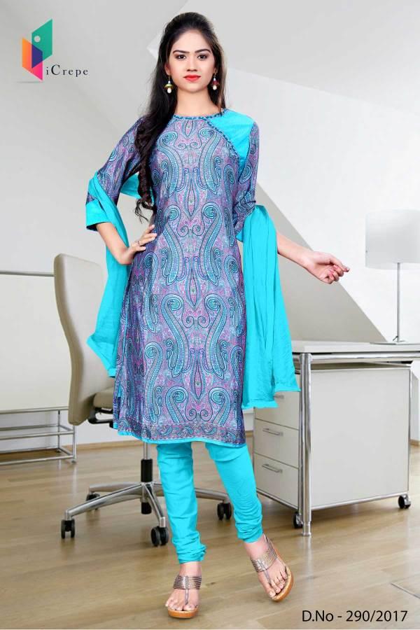 dark-blue-silk-georgette-uniform-salwar-kameez-290