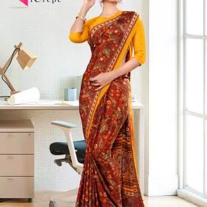 maroon-gold-premium-paisley-print-italian-crepe-saree-for-office-uniform-sarees-1003-21