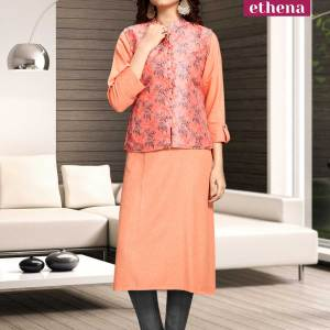 orange-and-gray-office-uniforms-for-newage-urban-working-women-1510