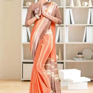 peach-gray-premium-italian-silk-crepe-saree-for-school-uniform-sarees-1019-21