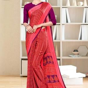 rani-premium-italian-silk-crepe-uniform-sarees-for-annual-function-1061-21