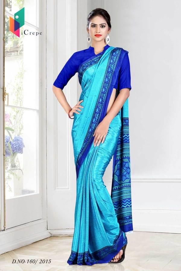 sky-blue-with-dark-blue-border-italian-crepe-uniform-saree-160-15