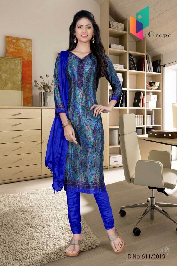 turquoise-blue-italian-crepe-silk-college-uniform-salwar-kameez-611