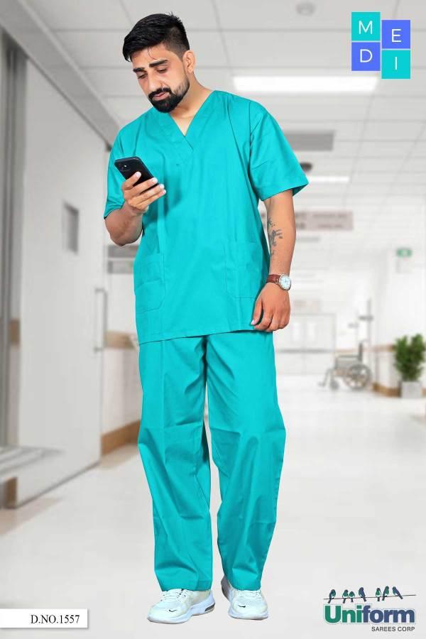 Green-Medical-Scrub-Suit-Hospital-Uniforms-1557