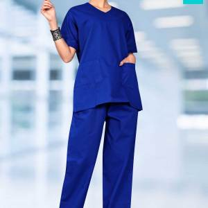 Ink-Blue-Clinical-Scrub-Suits-Medical-Uniforms-1542