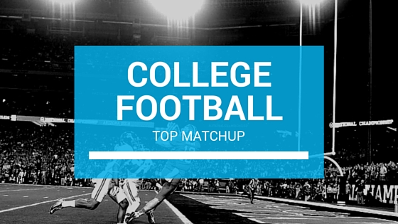 College football matchup 2016