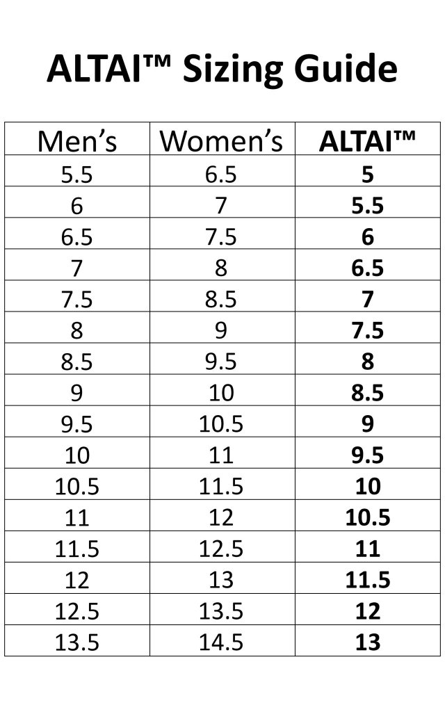 ALTAI-Sizing-Guide-hiking-tactical-hunting-boots