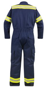 PROPPER Extrication Suit - F5141 - Navy - Back