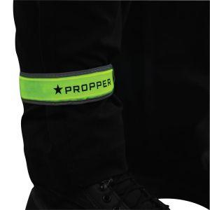 PROPPER LED Reflective Safety Band Hi Viz - F5691 - Yellow - Ankle